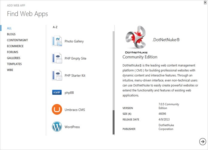 Find_web_apps