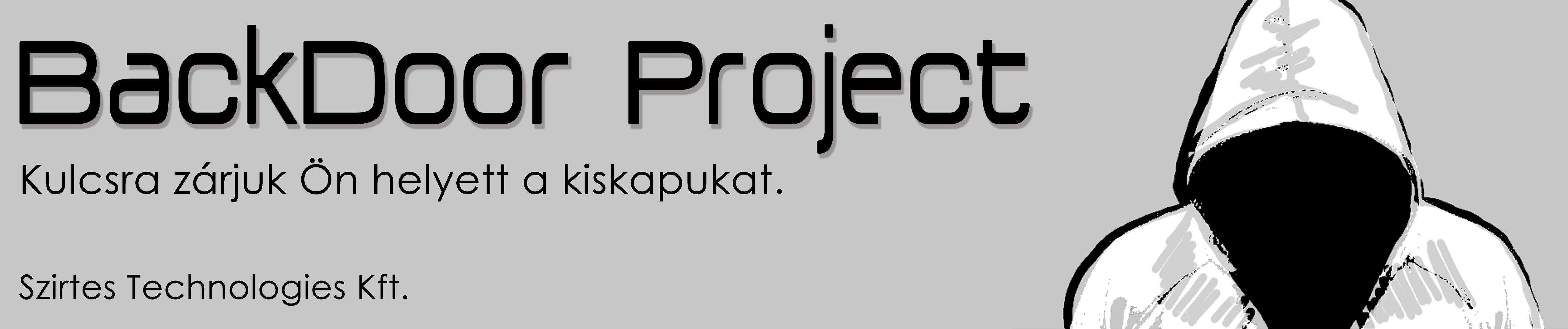 Back Door Project